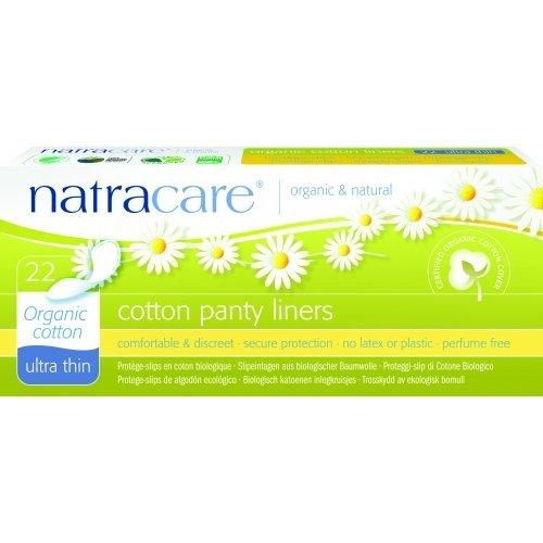 Protej slip zilnic ultra subtire natural bumbac organic 22 buc Natracare