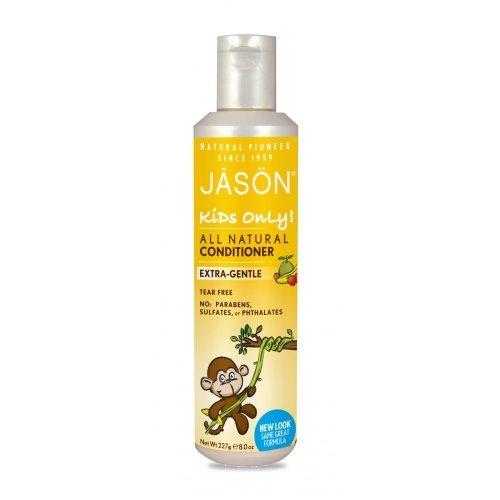 Balsam delicat banane si capsuni pentru bebelusi si copii Jason 517ml
