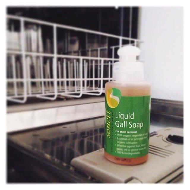 Săpun lichid ecologic pentru scos pete cu bilă de bovine 300ml Sonett 2