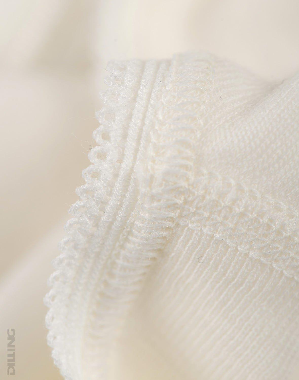 Chiloti midi natur din lana merinos organica pentru femei Dilling 4
