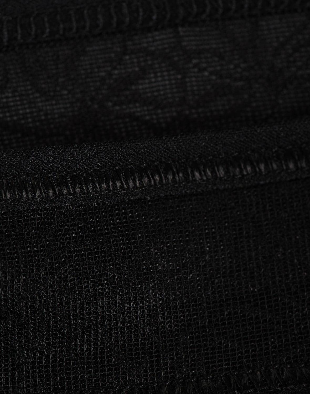 Chiloti negri din lana merinos si matase organica pentru femei Dilling 4