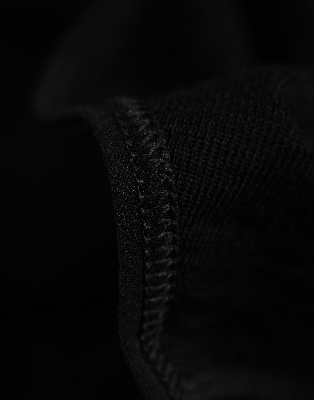 Chiloti negri din lana merinos si matase organica pentru femei Dilling 5