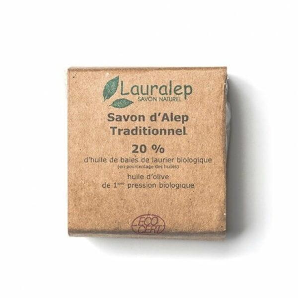 Săpun bio de alep 20% dafin 200 g Neobulle