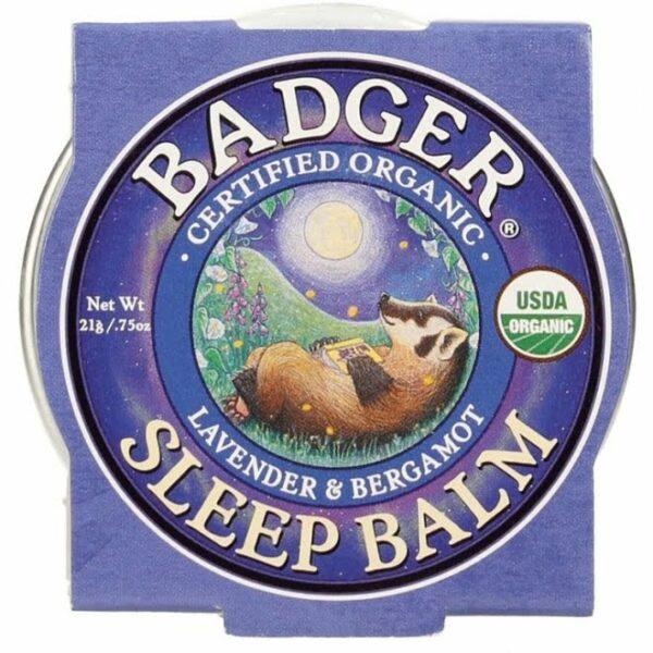 Balsam pentru un somn linistit 56g Sleep Balm Badger