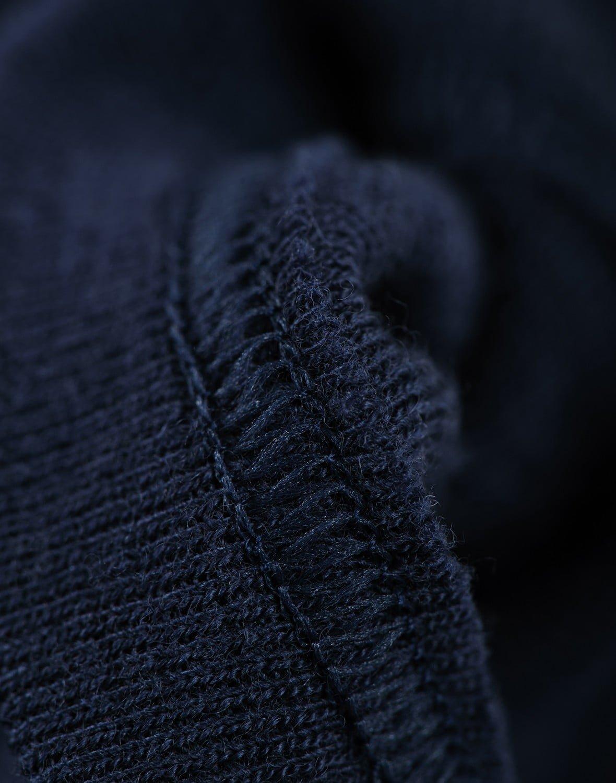 Boxeri navy din lana merinos organica pentru baieti Dilling 2