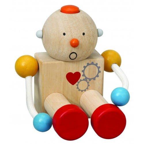 Construieste un robot Plan Toys