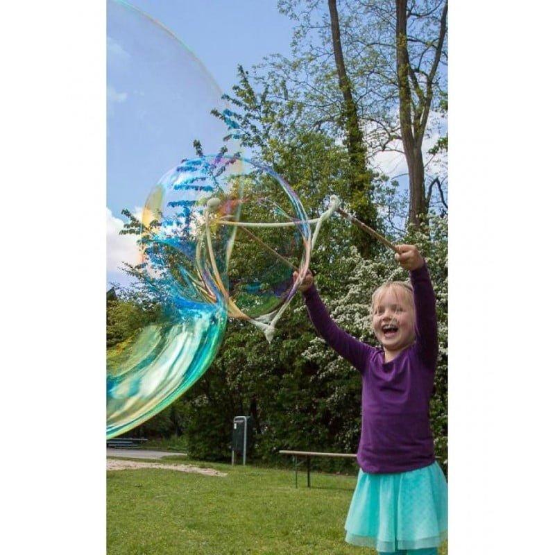 Kit de baloane gigantice - Bubble Lab 2