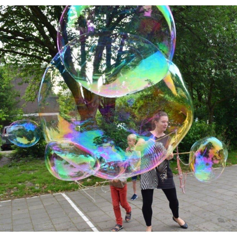 Kit de baloane gigantice - Bubble Lab 4