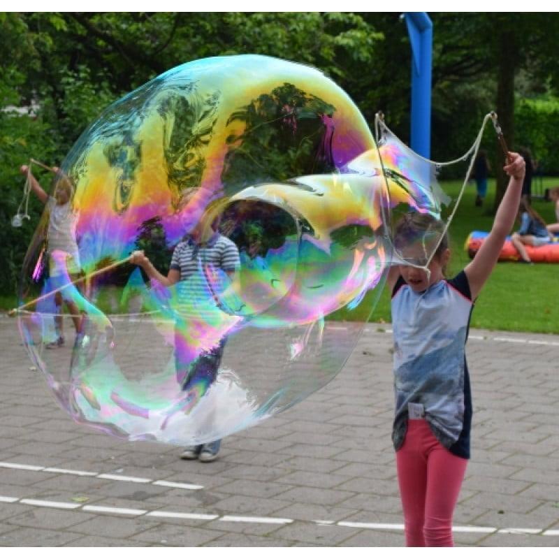 Kit de baloane gigantice - Bubble Lab 5