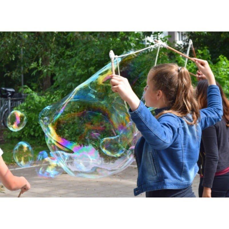 Kit de baloane gigantice - Bubble Lab 6