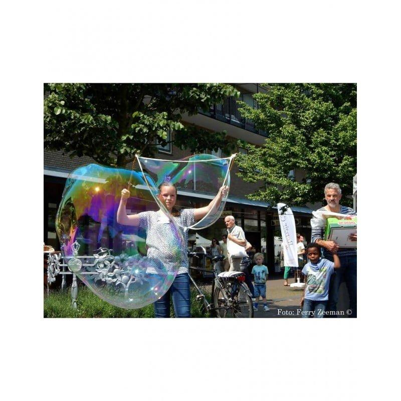 Kit de baloane gigantice - Bubble Lab 7