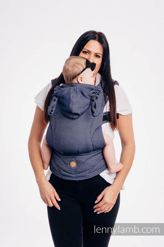 LennyGo marsupiu ergonomic Jeans Basic Line Baby Lenny Lamb