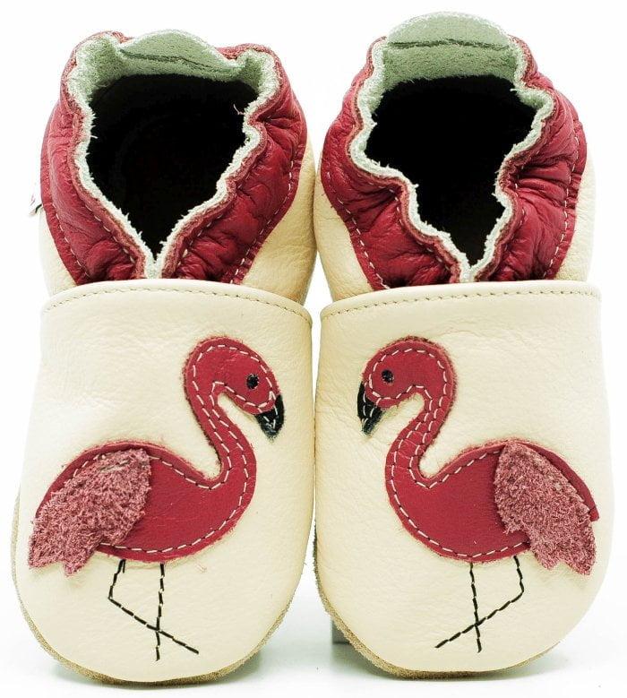 Pantofi cu talpa moale Fiorino EkoTuptusie V2 - FlaminGo