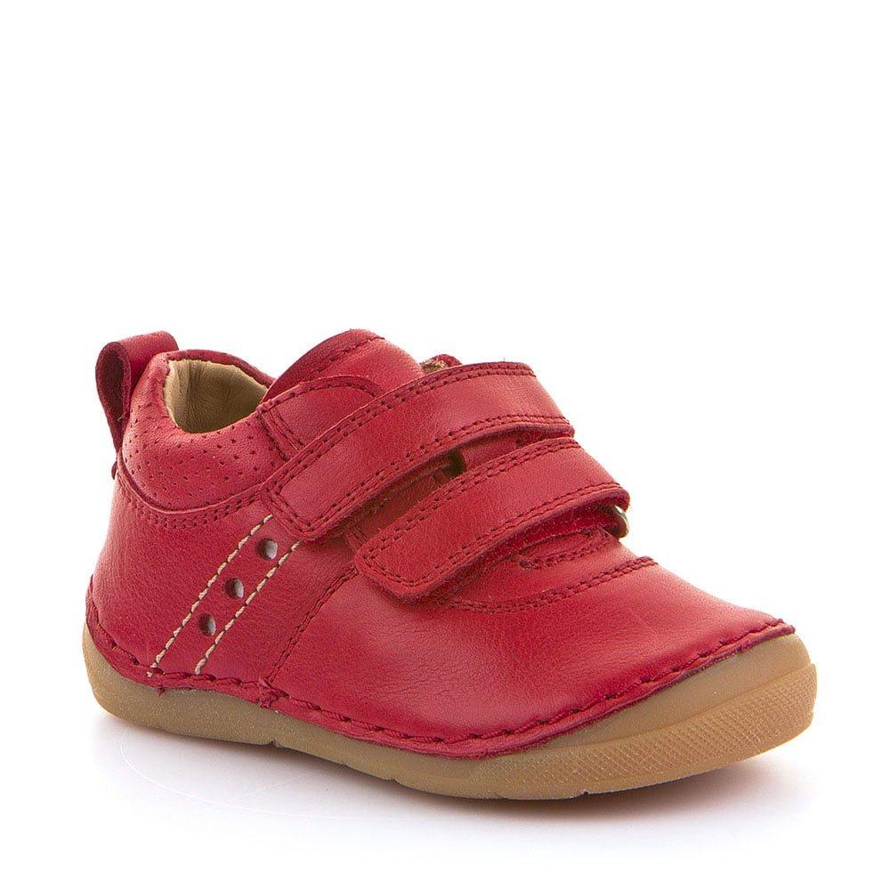 Pantofi din piele cu talpa extra flexibila red Froddo