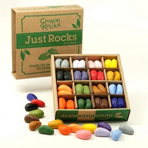 Set Crayon Rocks