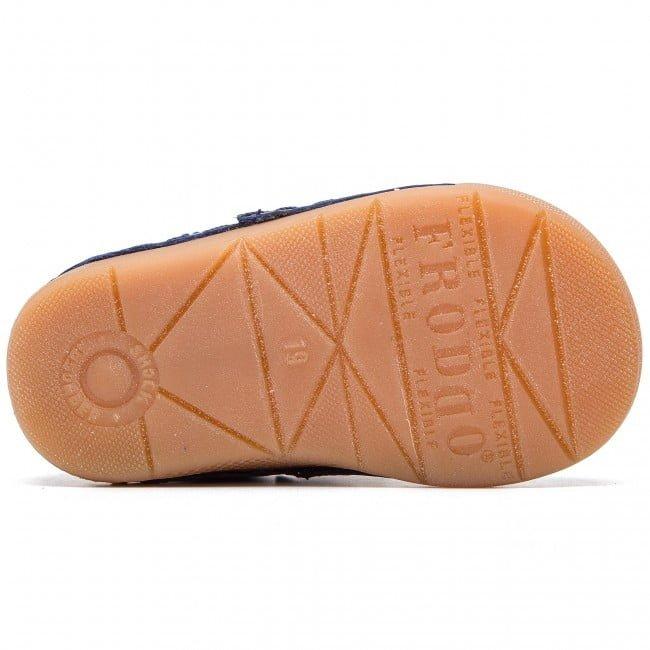 Talpa Pantofi din piele cu talpa extra flexibila Froddo