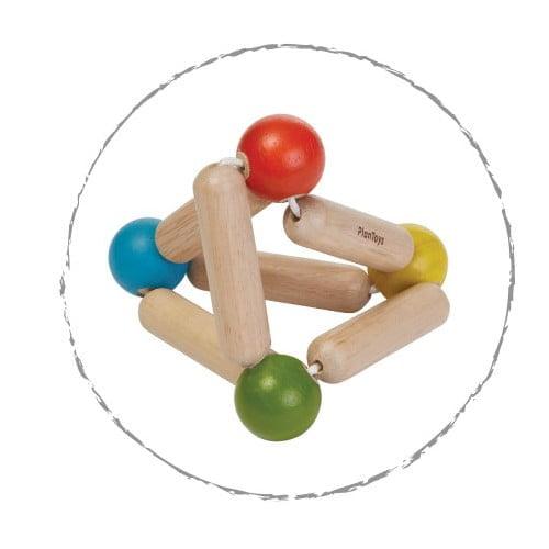 Zornaitoare triunghi Plan Toys
