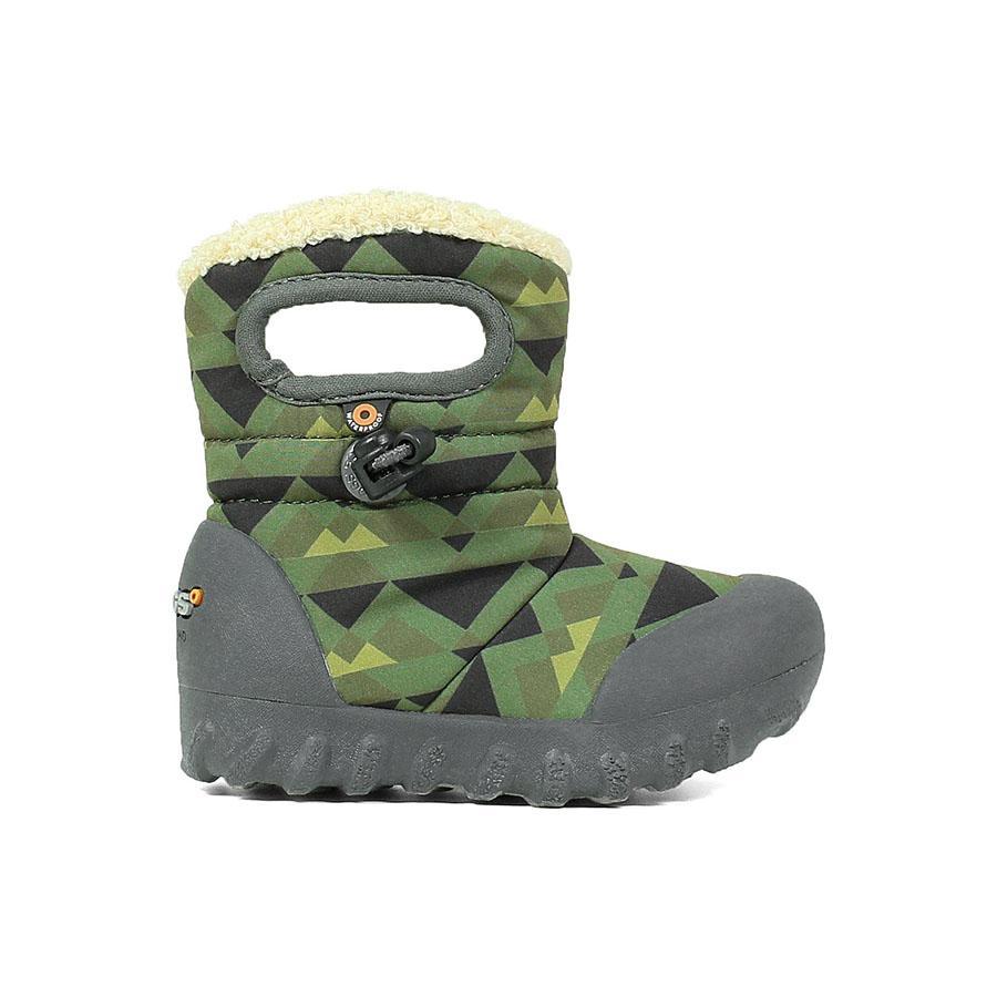 BOGS Footwear cizme de iarnă impermeabile B-MOC Mountain Green Multi 5