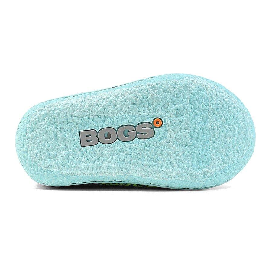 BOGS Footwear cizme de iarnă impermeabile Baby Bogs Northwest Garden Teal Multi 5