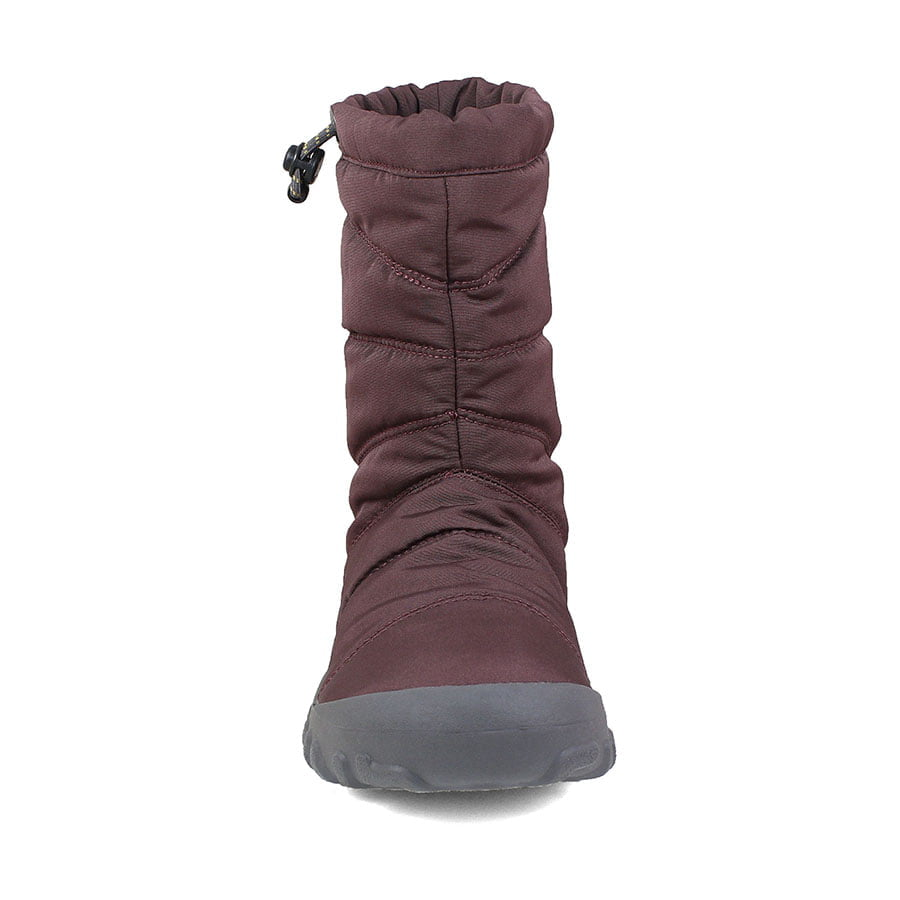BOGS Footwear cizme de iarnă impermeabile pentru femei Puffy Mid Grape 2