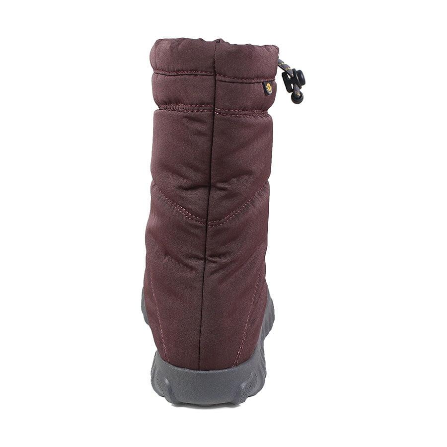 BOGS Footwear cizme de iarnă impermeabile pentru femei Puffy Mid Grape 4
