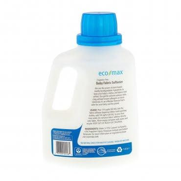 Balsam de rufe pentru bebeluși fără miros 1.5 L Ecomax 2