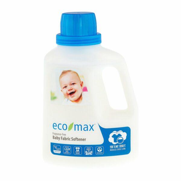 Balsam de rufe pentru bebeluși fără miros 1.5 L Ecomax
