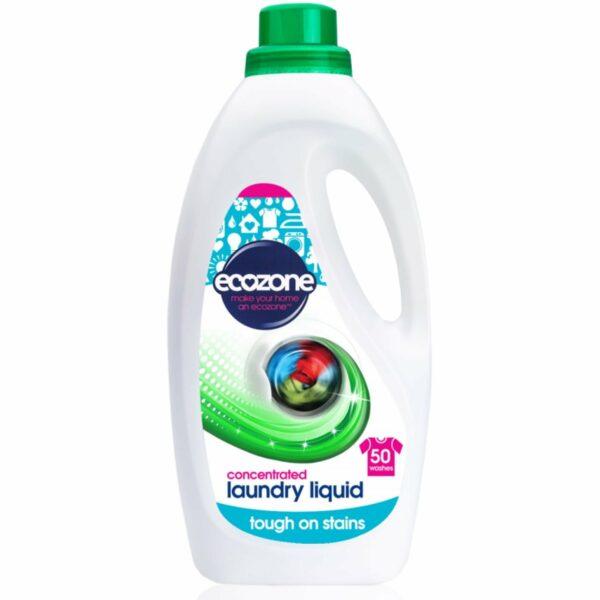 Detergent concentrat pentru rufe aromă Fresh 50 spalari 2 L Ecozone