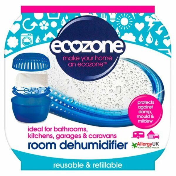 Dezumidificator pentru cameră, anti-mucegai, anti-mirosuri 450 g Ecozone