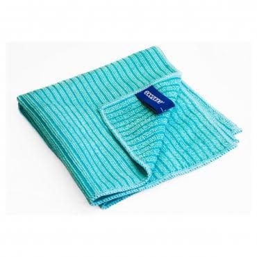 Lavetă din microfibră naturală pentru suprafețe baie 1 bucată Ecozone 2