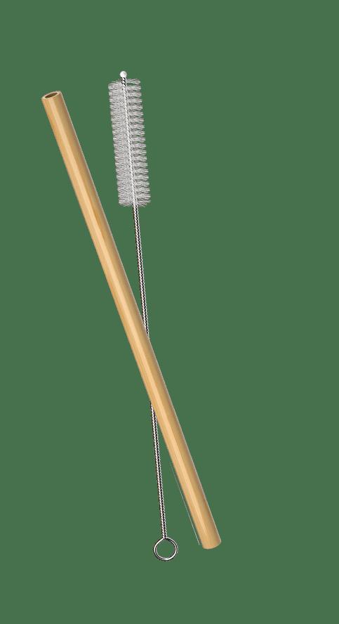 Paie din bambus pentru băut set 4 bucăți Nordics 2