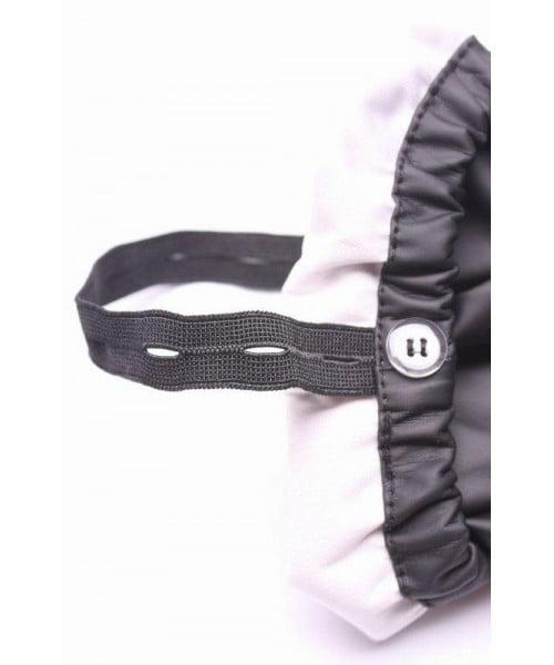 Pantaloni de ploaie si vant captusiti integral cu fleece navy CeLaVi 2