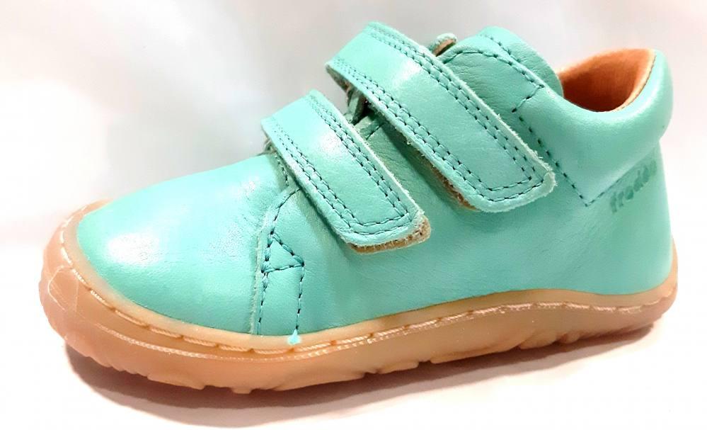 Pantofi din piele cu talpă extra flexibilă Froddo Mint 2