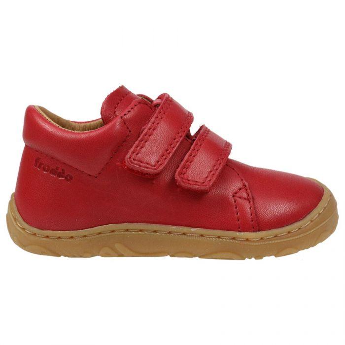 Pantofi din piele cu talpă extra flexibilă Froddo Red
