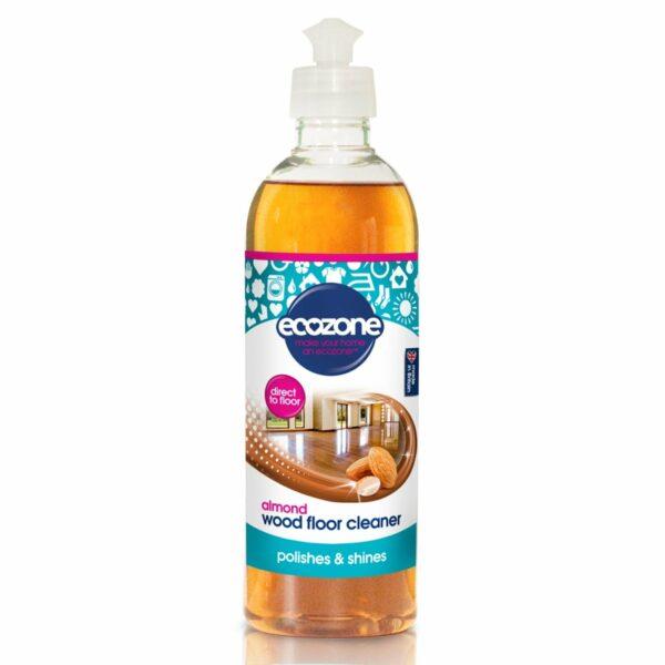 Soluție cu migdale pentru curățat parchet și podele din lemn 500 ml Ecozone