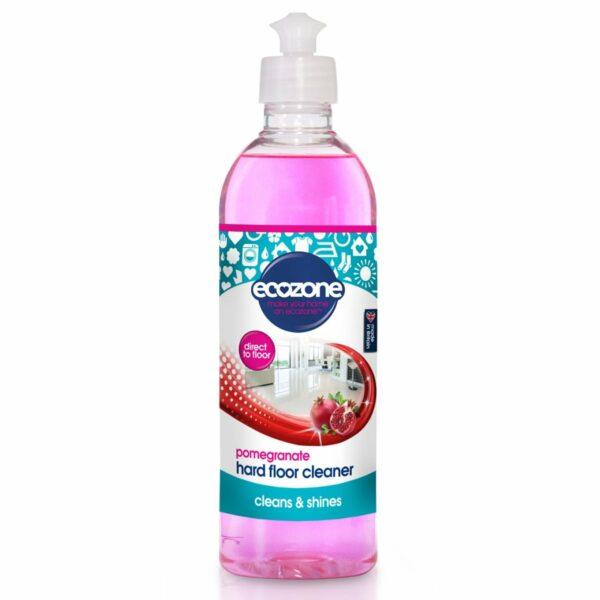 Soluție cu rodie pentru curățat gresie și podele dure 500 ml Ecozone