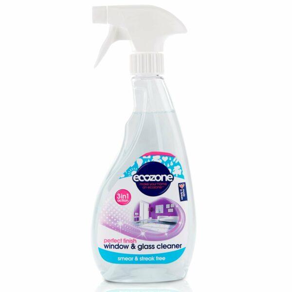Soluție curățat geamuri și sticlă 500 ml Ecozone