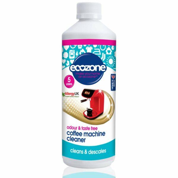 Soluție detartrantă pentru curățarea cafetierelor 500 ml Ecozone