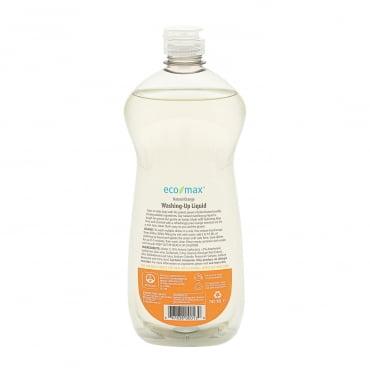 Soluție spălat vase cu portocale și aloe vera 740 ml Ecomax 2