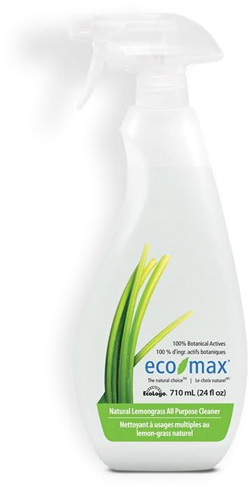 Soluție universală pentru curățare multisuprafețe cu lemongrass 710 ml Ecomax
