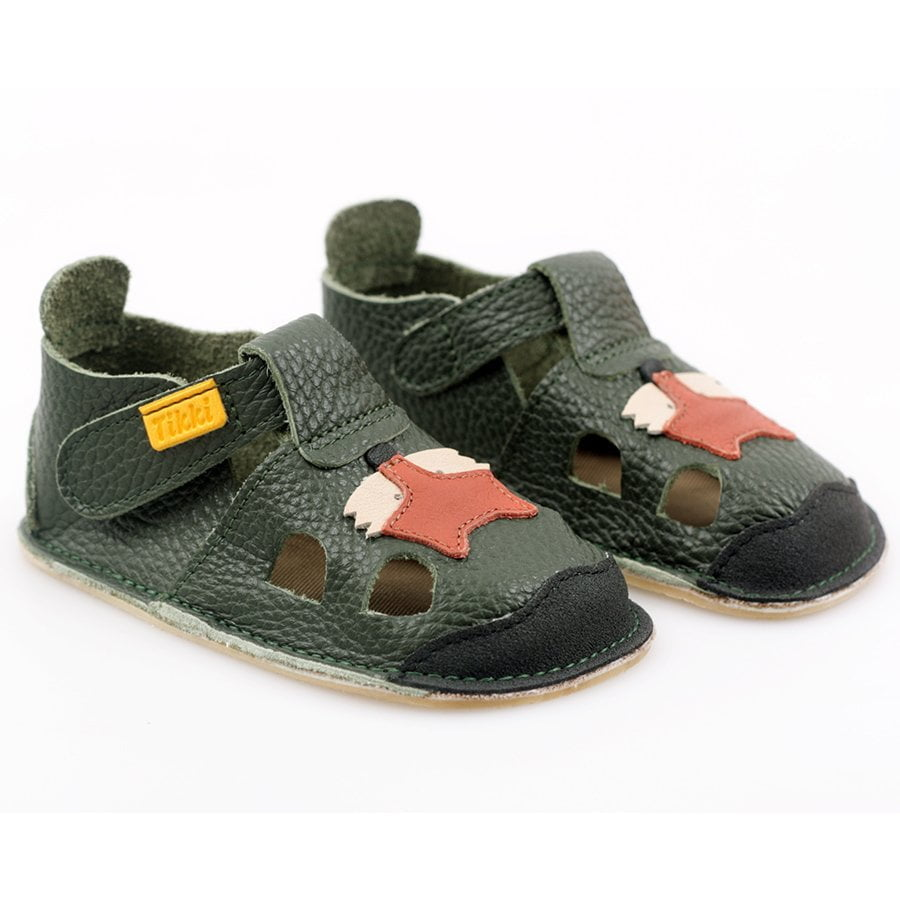 Sandale barefoot din piele Nido Felix Tikki 2