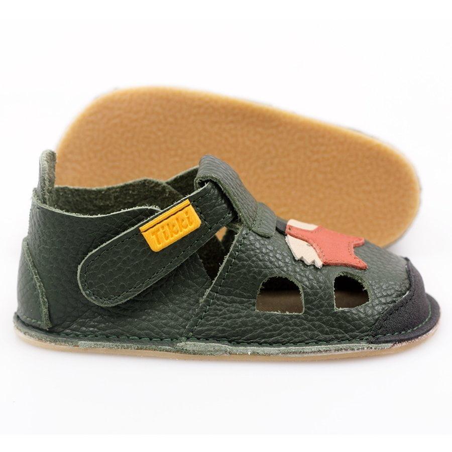 Sandale barefoot din piele Nido Felix Tikki 3