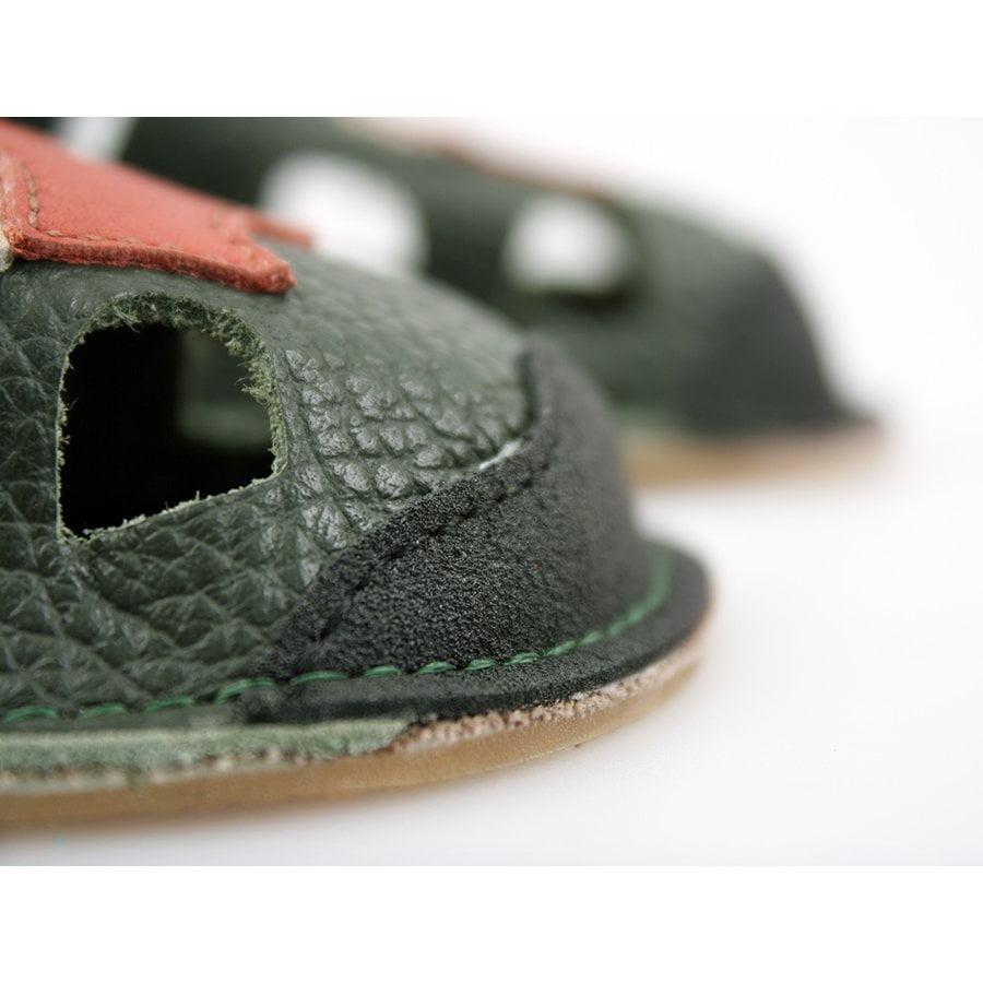 Sandale barefoot din piele Nido Felix Tikki 5