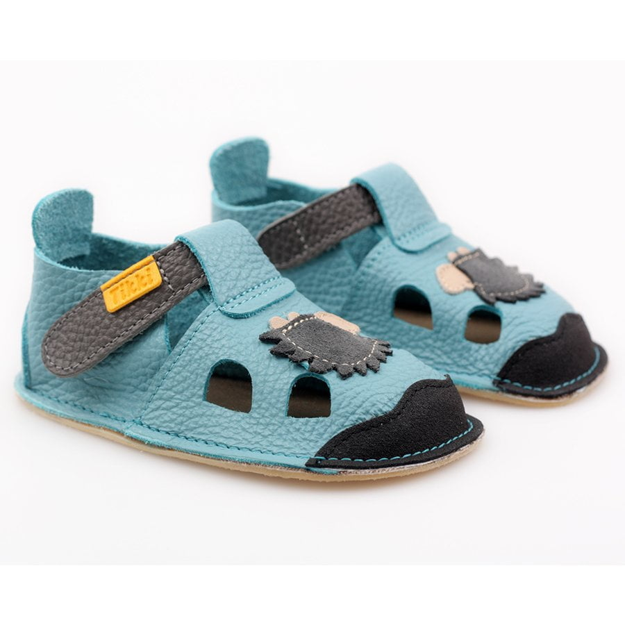 Sandale barefoot din piele Nido Henry Tikki 2