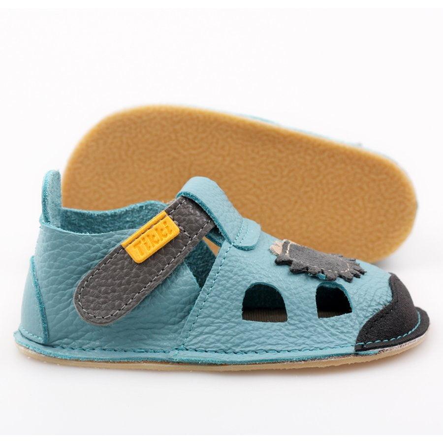Sandale barefoot din piele Nido Henry Tikki 3