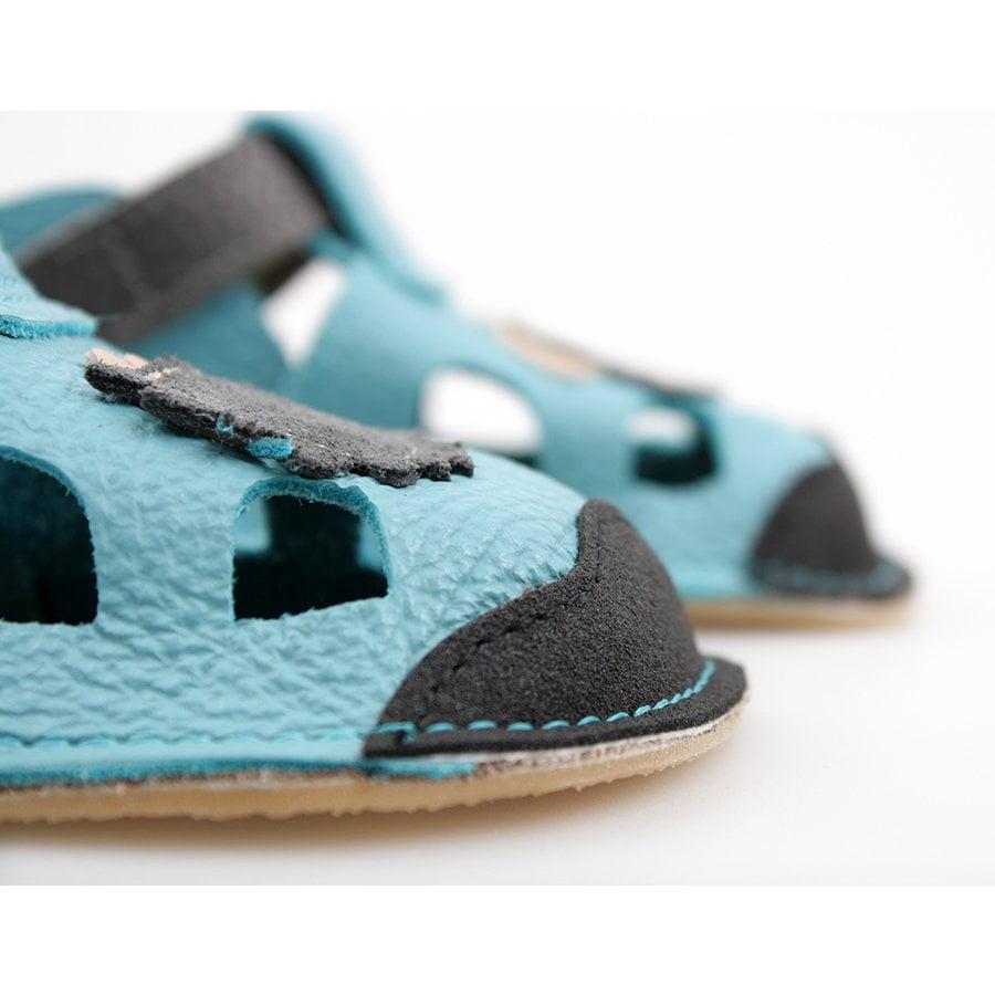 Sandale barefoot din piele Nido Henry Tikki 5