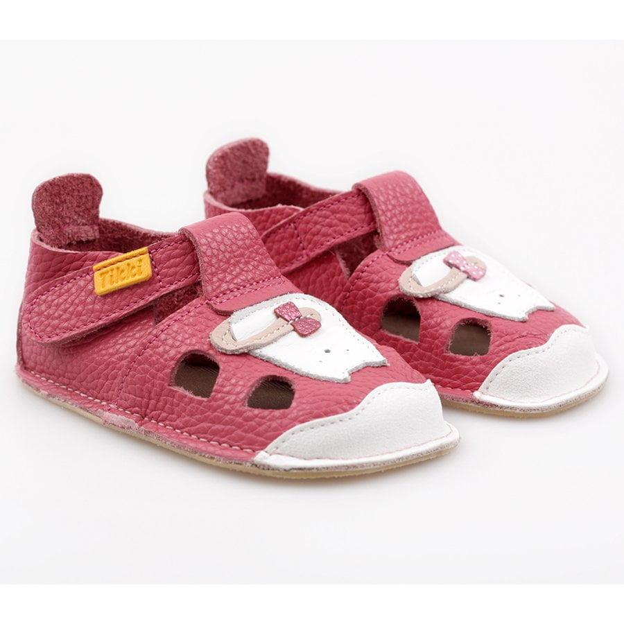 Sandale barefoot din piele Nido Kitty Tikki 2