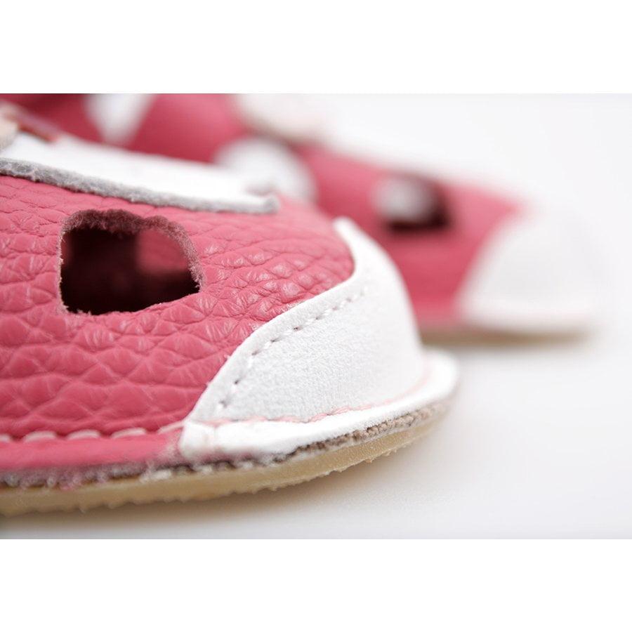 Sandale barefoot din piele Nido Kitty Tikki 5