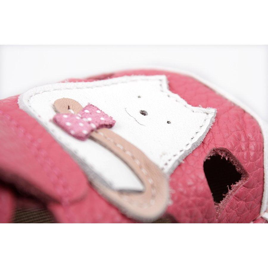 Sandale barefoot din piele Nido Kitty Tikki 6