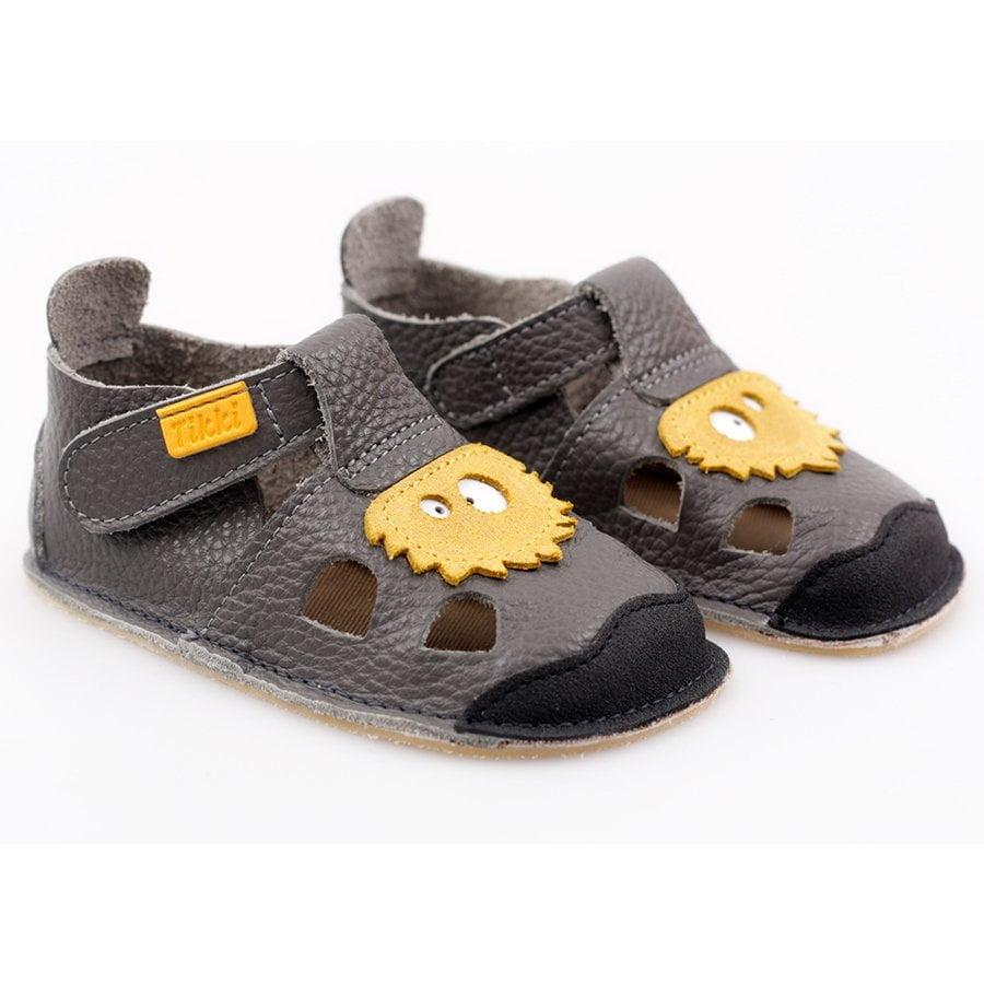 Sandale barefoot din piele Nido Milo Tikki 2